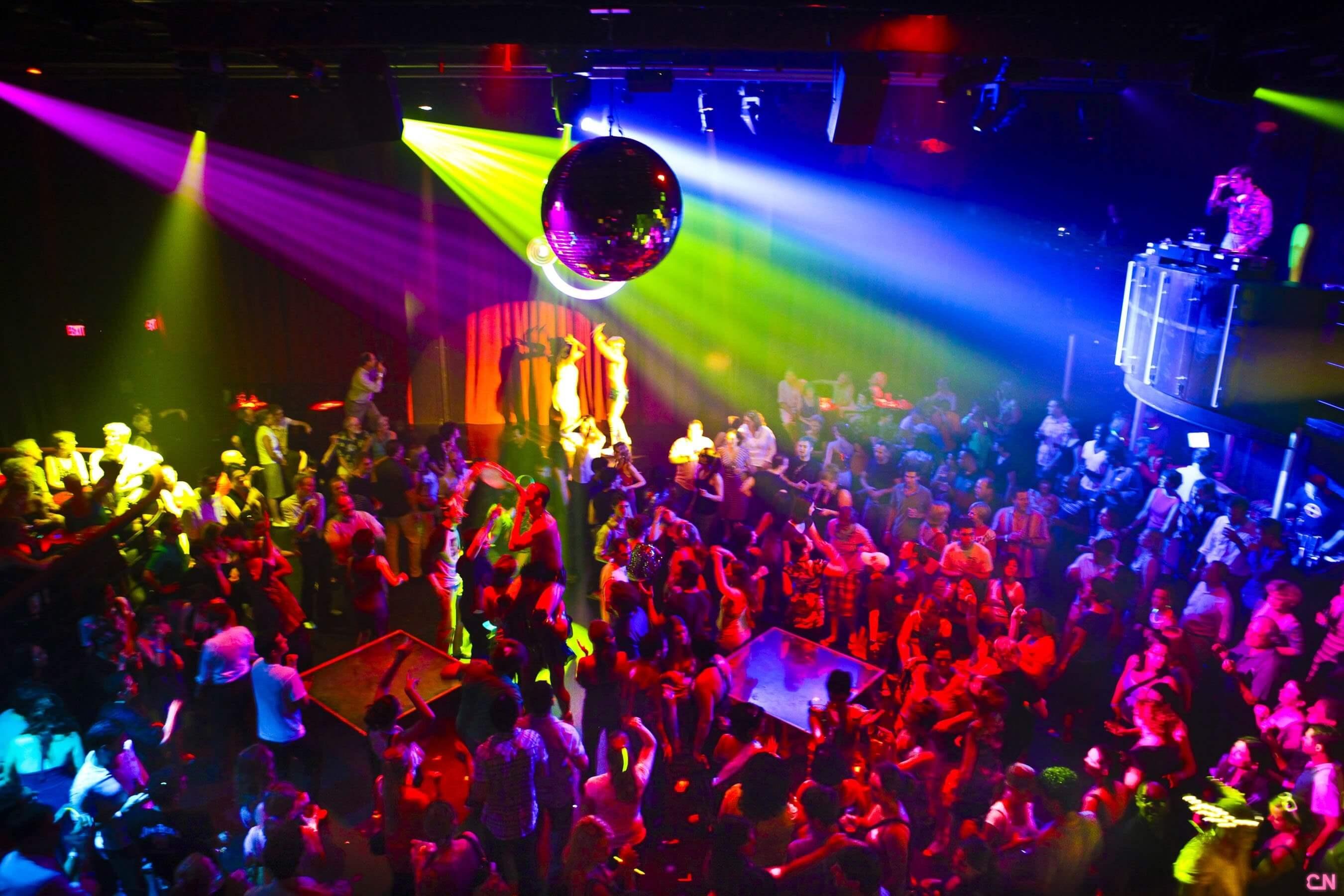 Как привлекать людей в ночной клуб нескучный сад бильярдный клуб в москве